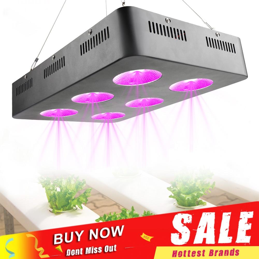 цена на 1500W Full Spectrum LED Grow Light Indoor Plant Lamp For Plants Vegs Hydroponics System Grow/Bloom Flowering