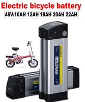 Kanavano 48V 22ah Electric bicycle battery lithium Rechargeable battery pack Custom interface 18650 for ups 10AH 18AH 20AH