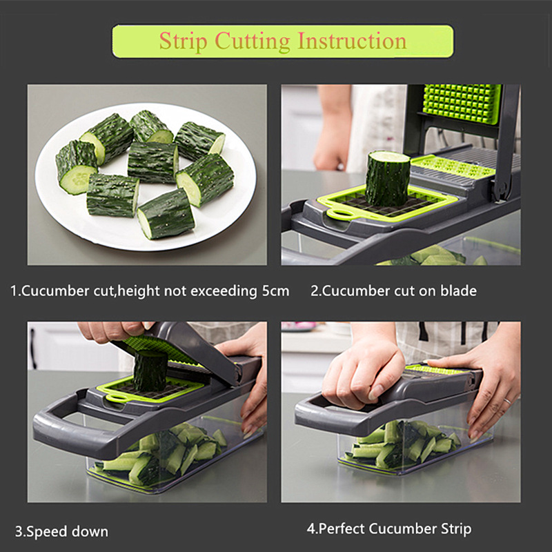 All in One Vegetable Cutter  5