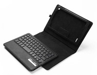 Russian Detachable Wireless Bluetooth Keyboard Smart Leather Cover Case For Amazon Kindle Fire HD8 HD 8