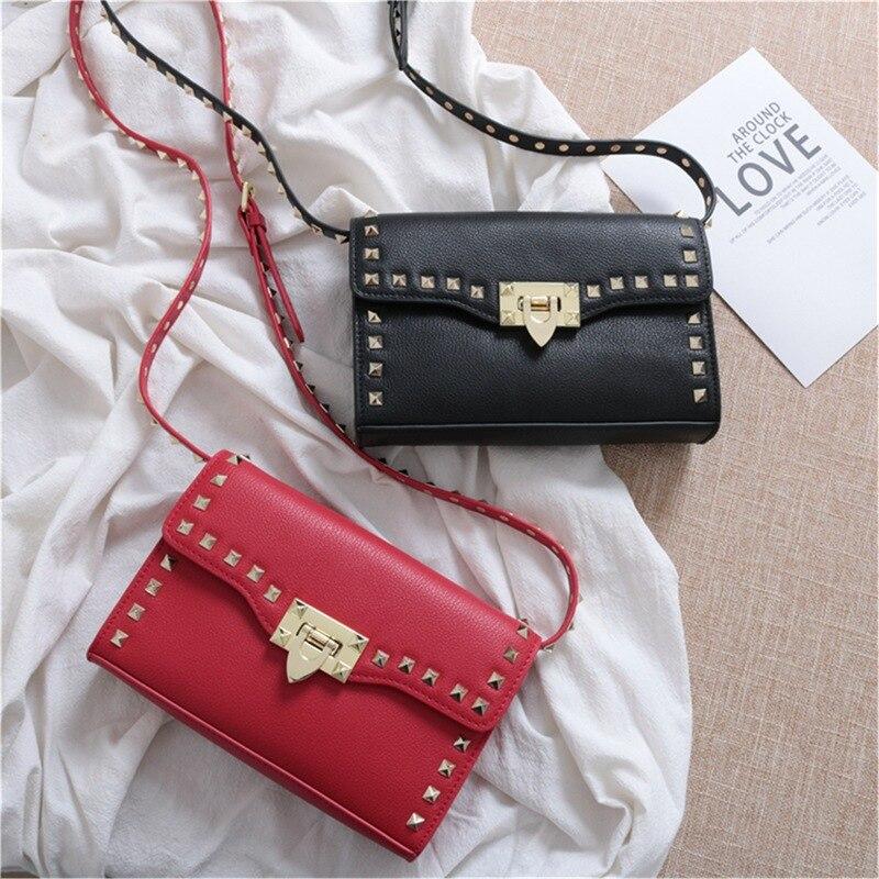 Siku 패션 여성 가방 가죽 여성 숄더 가방 브랜드 메신저 가방 여성-에서숄더 백부터 수화물 & 가방 의  그룹 1
