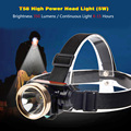 LED Headlights Light Hunting Hunting Miner Noon Fishing White Fishing Light Searchlight Rechargeable Flashlight Headlights