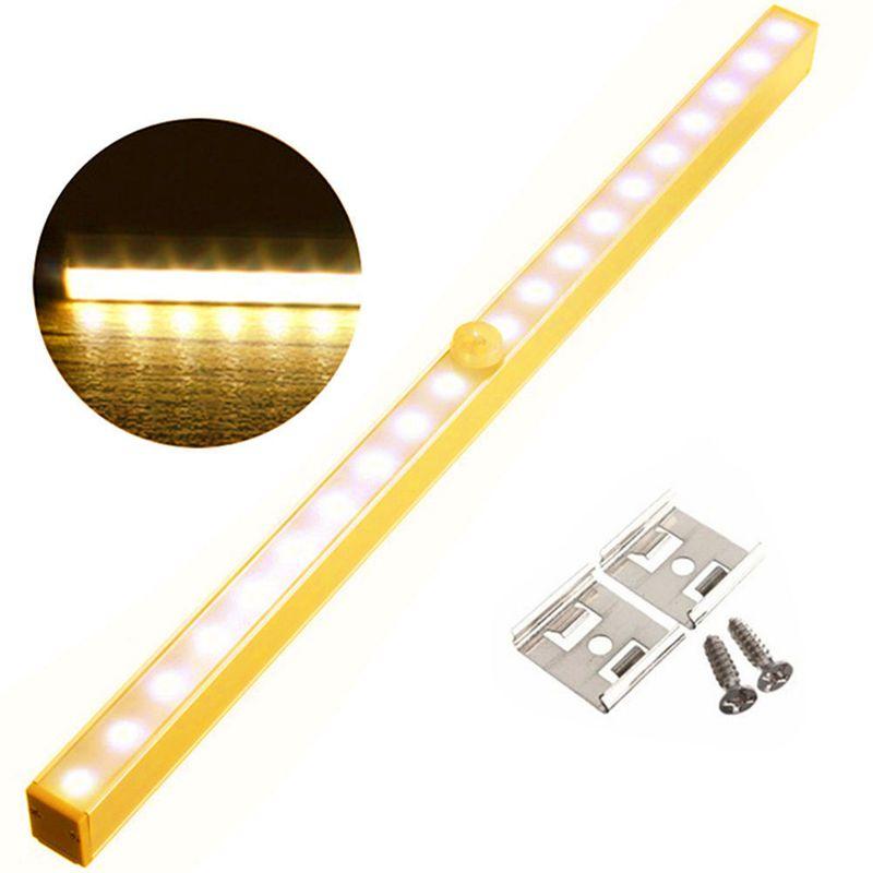 Luzes da Noite Ímã stick-on sob o armário Formato : Strip