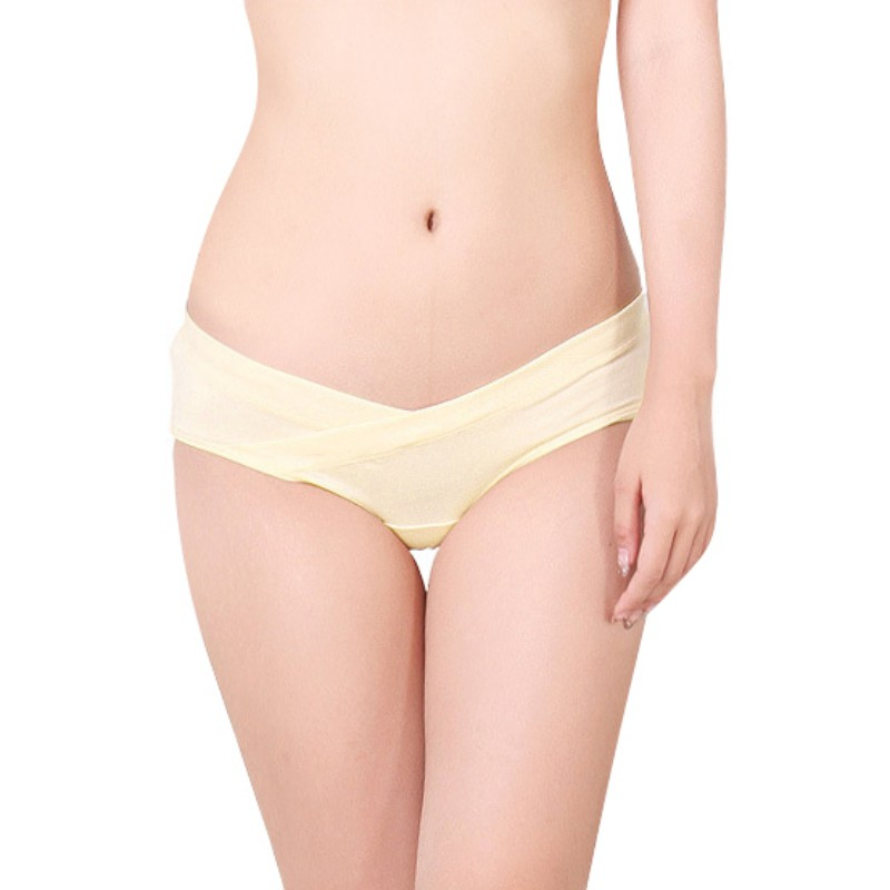 Seamless Cotton Pregnant Mother Panties Lingerie Briefs Underpants Underwear 2018 New Arrival Hot Sale High Quality