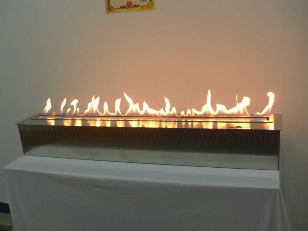 On Sale 48 Inch Ethanol Burners For Indoor Fireplace Insert