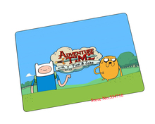 Adventure Time mouse pad 2016 new game pad to mouse notebook computer mouse mat brand gaming mousepad gamer laptop
