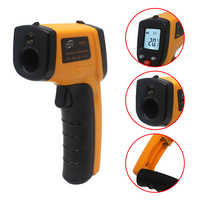 GM320 Non-Contact Digital IR Infrared Thermometer Laser LCD Temperature Meter -50~330C Degree Pyrometer Gun Point