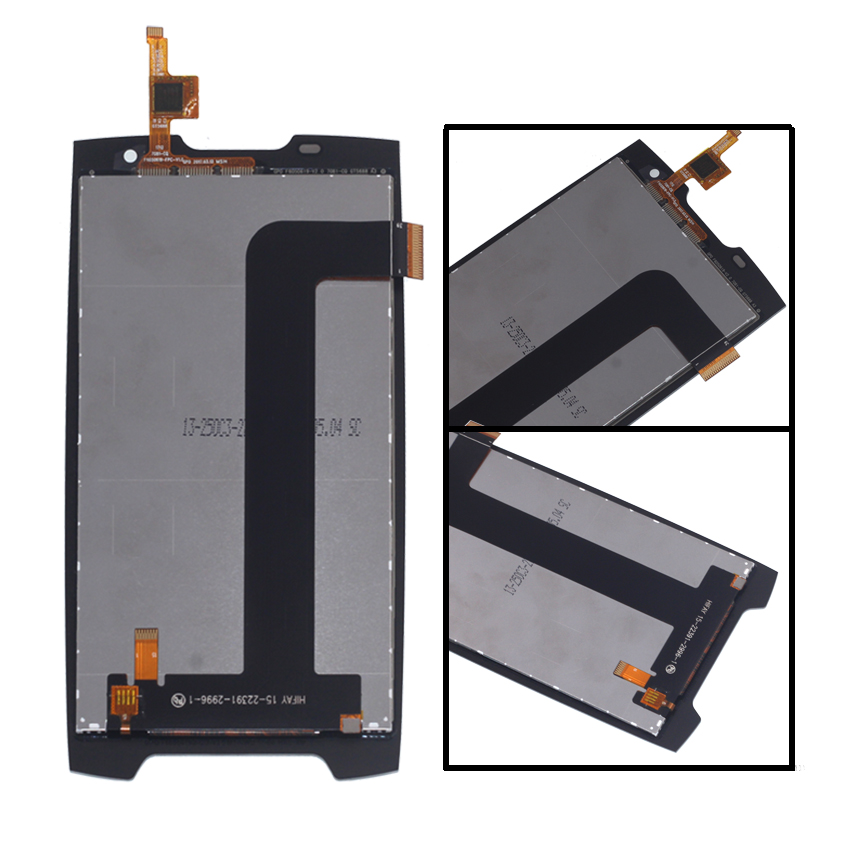 Image 4 - For Cubot King kong LCD Display Touch Screen Digitizer Replacement Phone Parts For Cubot Kingkong Display Screen LCD Display-in Mobile Phone LCD Screens from Cellphones & Telecommunications