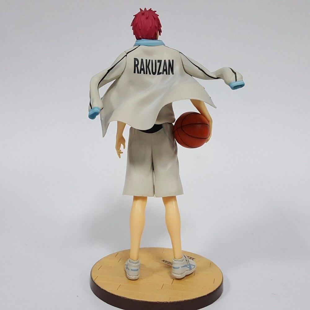 Kuroko No Basket Action Figure Toys Akashi Seijuro PVC 180mm Anime Kuroko No Basuke Model Toy Akashi Seijuro Kuroko No Basket 1