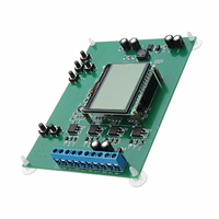 1PC 4 Channels 4 20mA Current Signal Generator Module Board With 12864 Digital LCD Display Measuring Tool High Quality