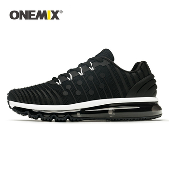 ONEMIX Running Shoes for Men Sports Shoes Breathable Mesh Sneakers Outdoor Cushion Sports Shoes Walking Jogging Training Shoes