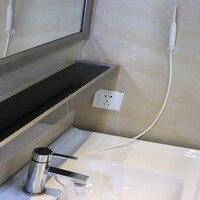 Chăm Sóc răng miệng Nước Răng Miệng Irrigator Chỉ Tơ Nha Khoa Flosser Răng Bụi Phản Lực Bàn Chải Đánh Răng