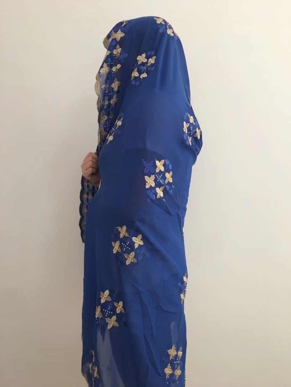 הניגרי gele headtie אפריקה צרפתית טול תחרה עבור גברת צעיפי נשים ראש עוטפת 3 יחידות\חבילה JFX-13