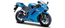 Maisto 1 12 31155 Kawasaki Ninja ZX 6R Blue MOTORCYCLE BIKE Model FREE SHIPPING