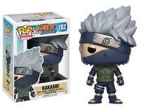Official Funko pop Anime: Naruto Shippuden Kakashi Vinyl Figure Collectible Model Toy with Original box