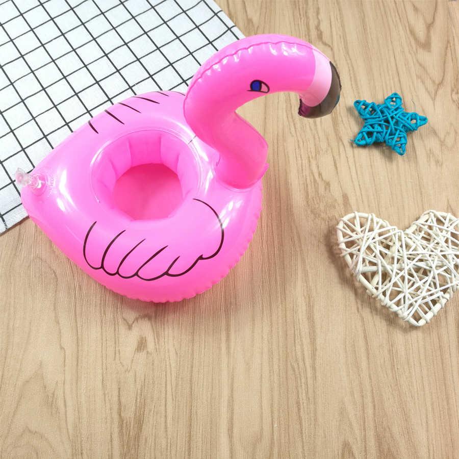 Детская ванночка пляжные резиновые игрушки надувные держатели для напитков плавающий бассейн может вечерние Ванна напитка лодки телефон подставка держатель поплавка DS19