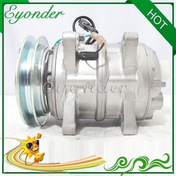 AirCon A/C AC Air Conditioning Compressor Cooling Pump DKS15CH for Isuzu GIGA 506011-5041 1-83532-256-0 5060115041 1835322560