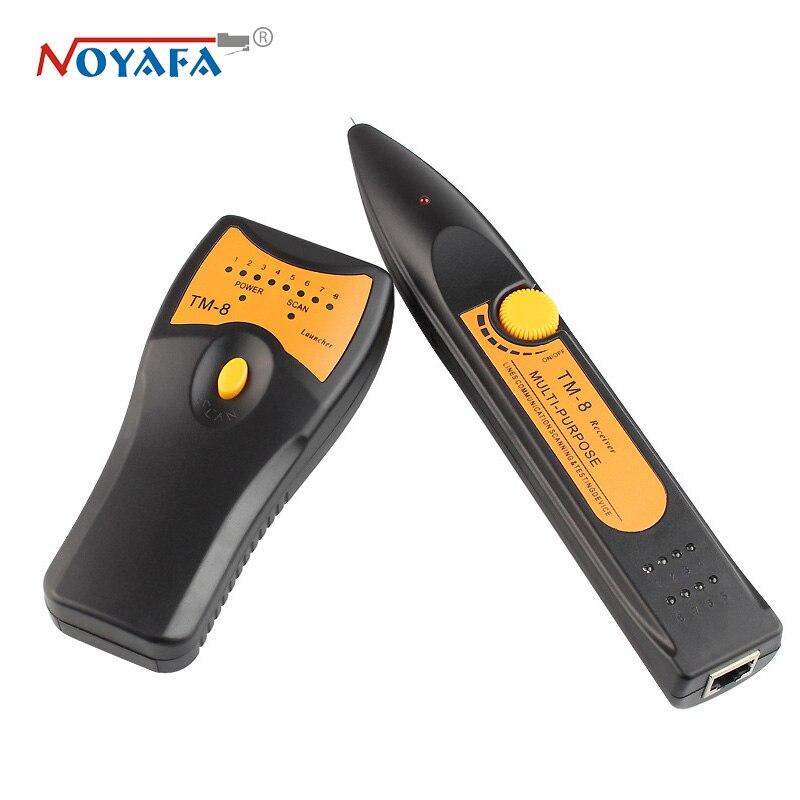 Провода Tracker лайн Finder Cat5 Cat5E Cat6 Cat6E RJ45 локальной сети кабельного тестера Диагностика тон детектор RJ11 телефон