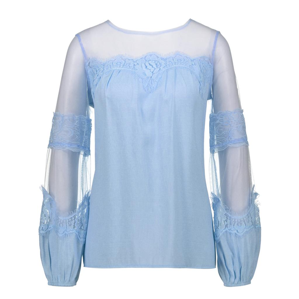 New Womens Blouses Loose Casual Imitation Linen Long-sleeved Shirt 2131 Women's Clothing