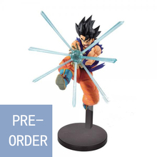 Presale September Original Banpresto Dragonball Super Figure G x Materia Son Goku PVC action figure model Figurals Dolls