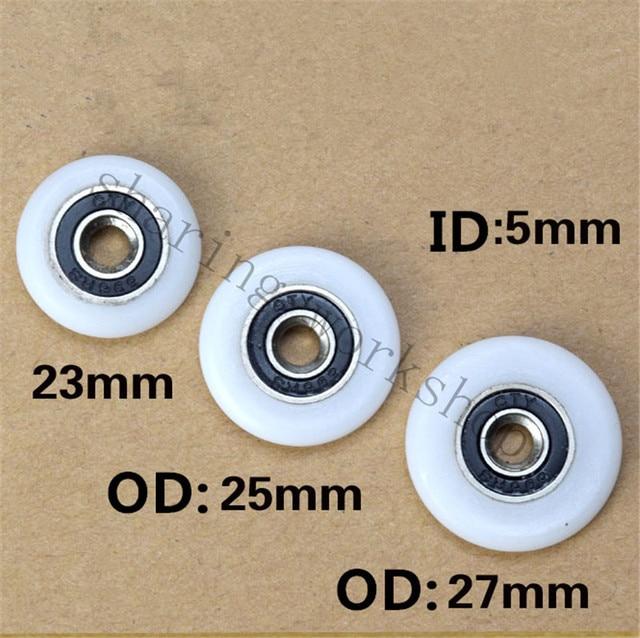 SWMAKER ID 5mm oude type douche onderdelen hardware badkamer deur ...