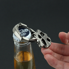 Skull Knuckles Car Key Holder Bottle Opener