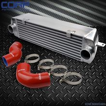 Для BMW 135 135i 335 335i E90 E92 2006-2010 N54 Twin Turbo Intercooler Кит красный