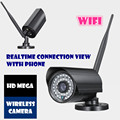 Wireless IP Camera 720P  Wifi HD  waterproof outdoor CCTV CAMERA surveillance video recorder system