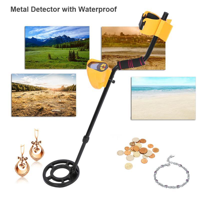 MD3030 Metal Detector Professional Underground Metal Detector Sensitive Gold Digger Treasure Hunter Metal Finder Seeking Tool