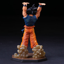 Zero Dragon Ball Z Super Saiyan The SON GOKU Genki damaSpirit Bomb PVC Action Figure Collection Model Toy