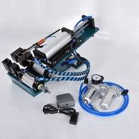 DZ 315 полуавтоматический и пневматические провод/кабель резки зачистки машины AC220/50 Гц горячая распродажа