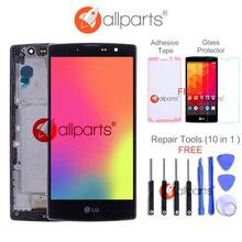 Лучшие Оригинальный 5,0 «1280×720 ЖК-дисплей для LG Magna Дисплей Magna H502F ЖК-дисплей H525N Сенсорный экран планшета замена H500 H502