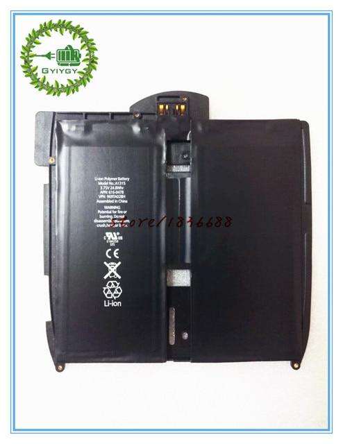 GYIYGY 3.75 V 24.8whr Pin Cho iPad 1 1st Thế Hệ A1315 A1219 A1337 616-0448 Dòng Máy Tính Xách Tay