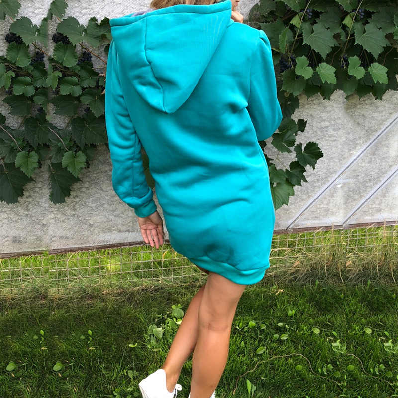 Sisjuly 여성 까마귀 스웨터 솔리드 후드 긴 소매 풀오버 후드 drawstring 플러스 크기 4XL 패션 여성 봄 까마귀