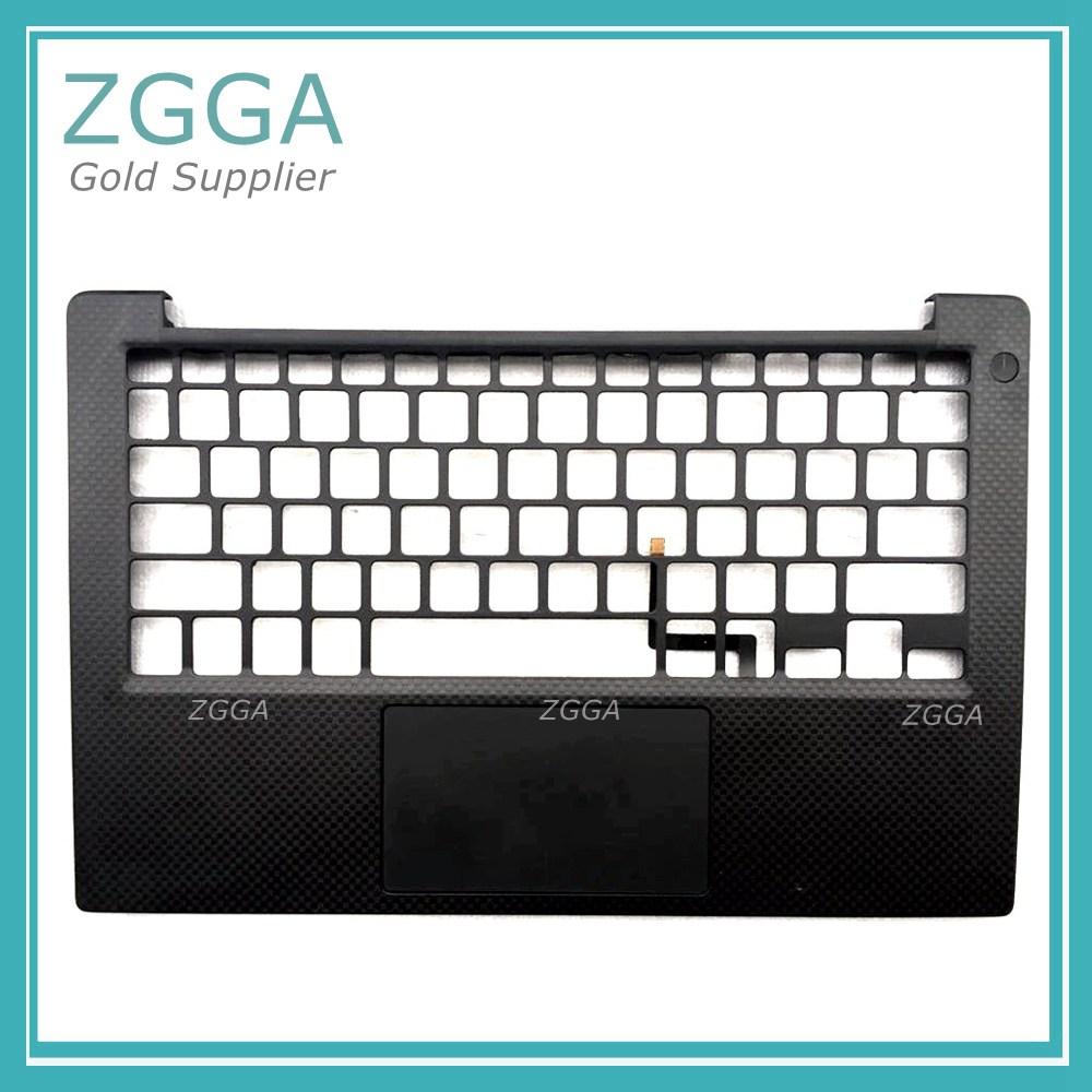 Genuine Laptop Palmrest New For Dell XPS 13 9343 9350 Upper Case Keyboard Bezel With Touchpad FPR Without Touchpad FPR 0WTVR9 new laptop keyboard for dell inspiron 15 5000 5565 5567 us backlit keyboard with palmrest upper pt1ny 0pt1ny