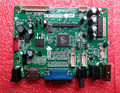 Universal TV LCD Tablero de Conductor Del Controlador A. VST29.01B V59 HD tarjeta driver AV LTD056EV7F publicidad tablero de conductor con amplificador