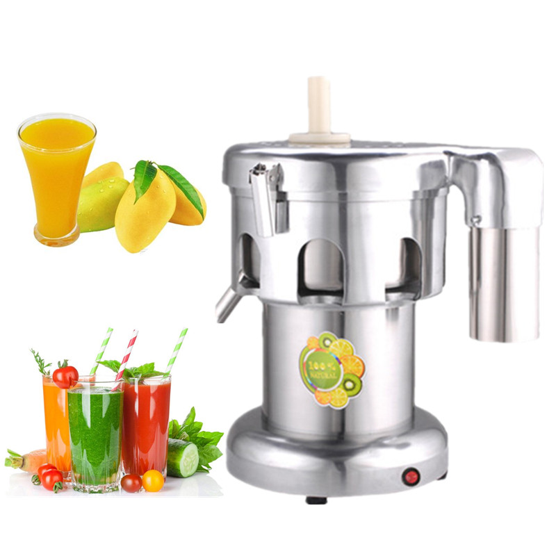 Us 180 0 2018 New A3000 Commercial Juicer Orange Lemon Apple Carrot Juice Extractor Automatic Electric Juicer Machine In Juicers From Home