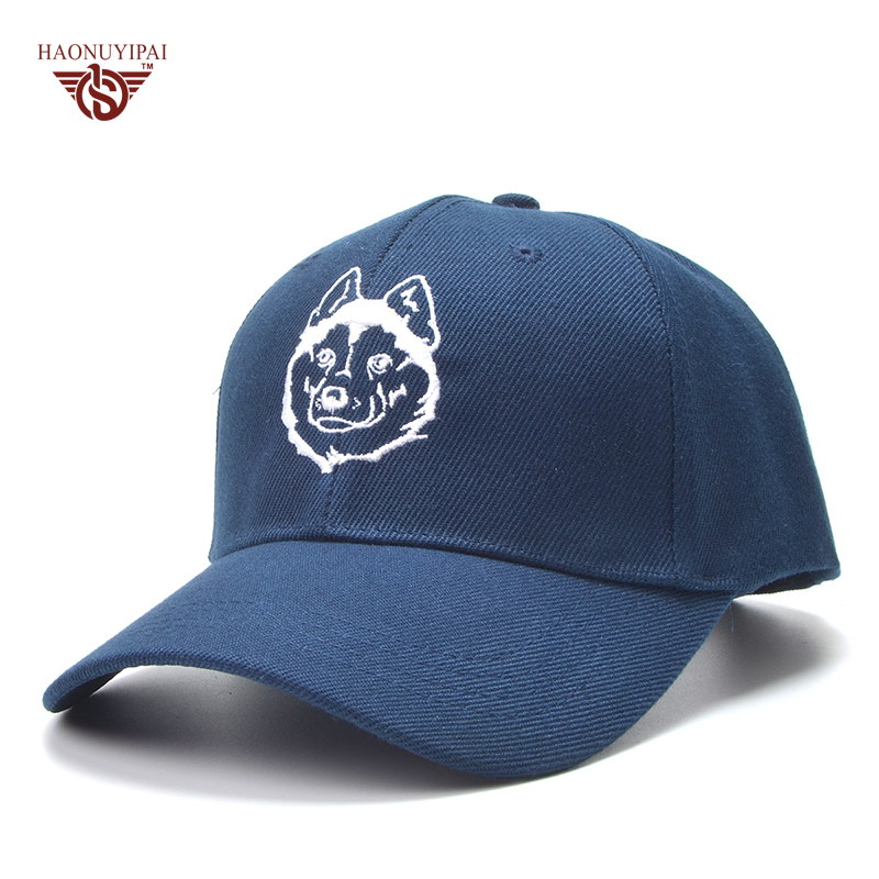 High Quality Wolf Embroidery Baseball Cap For Men Women Cap Casual Hat 2017 New Arrival Snapback Caps Sun Hat Gorras 2pcs furniture knob drawer door closet cabinet knobs and handles wardrobe closet handle pull kitchen door pull 64 96 128mm