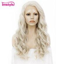 Imstyle Wavy Synthetic honey ash Blonde 24