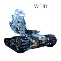 Robot Model Smart TankDIY teaching equipment printing customized sample