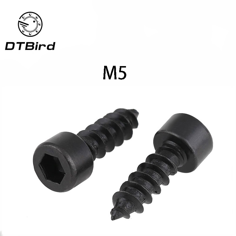 Wnewtools Metric Fully Ground Brad Drill Bits with Stop Collar 5\6\7\8\9\10mm