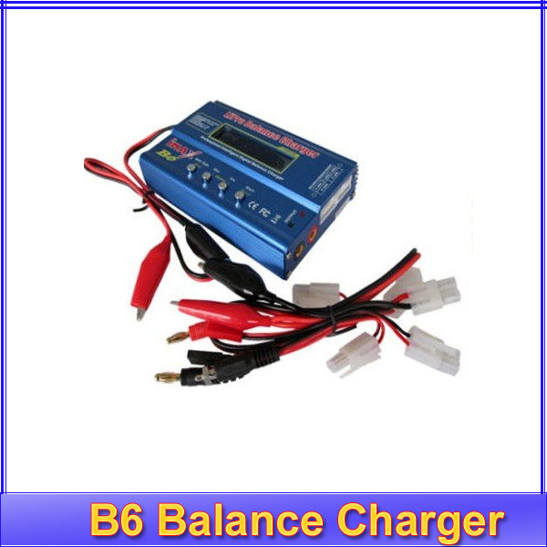 Register shipping!!! IMAX B6 2S-6S AC/DC Charger with Leads