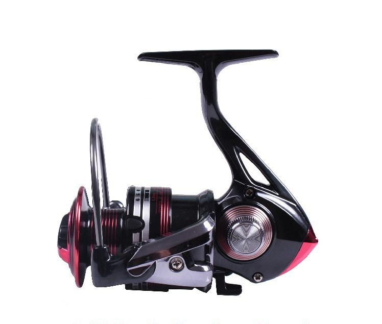 2015pure Fishing Reel Front Drag Spinning Reel 3000series 15+1bb 5.2:1 High-grade Metal Head Gapless Lure Fish Reel Carretilha free shipping black hawk ecooda second generation metal body spinning reell lure fishing reel fish reel