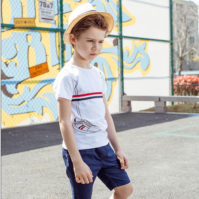2019 new fashion 100 Cotton summer children t shirt boys clothes kids clothes for boy kids