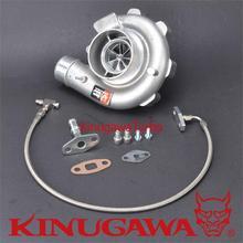 Kinugawa Compressor kit / CHRA + Cover 4 Anti-Surge TE06H-24V with Billet wheel