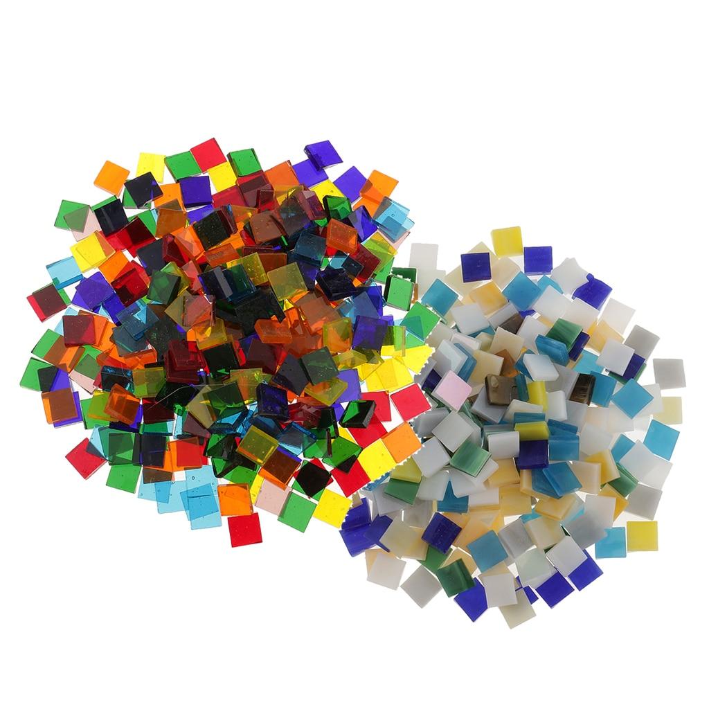 New Batch 50 BEST SELLING CANDY Glitz Glass Mosaic Tile by Makena Tile USA