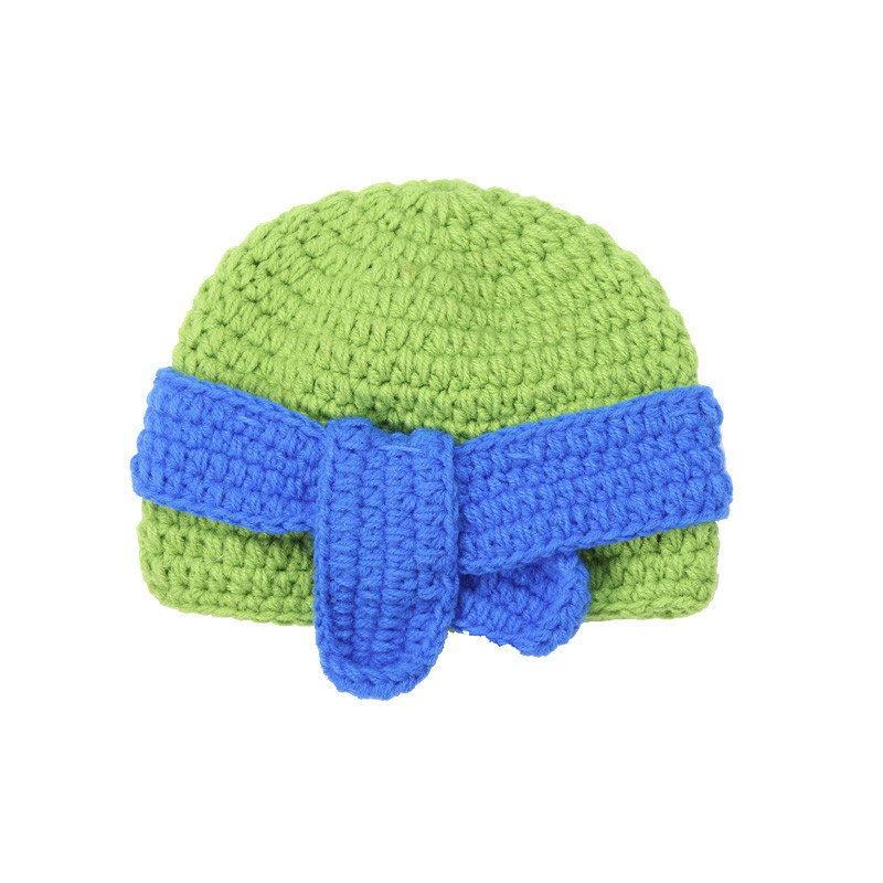 Hottest Cute Sea Turtle Cap Newborn Baby Knit Hat Photography Prop