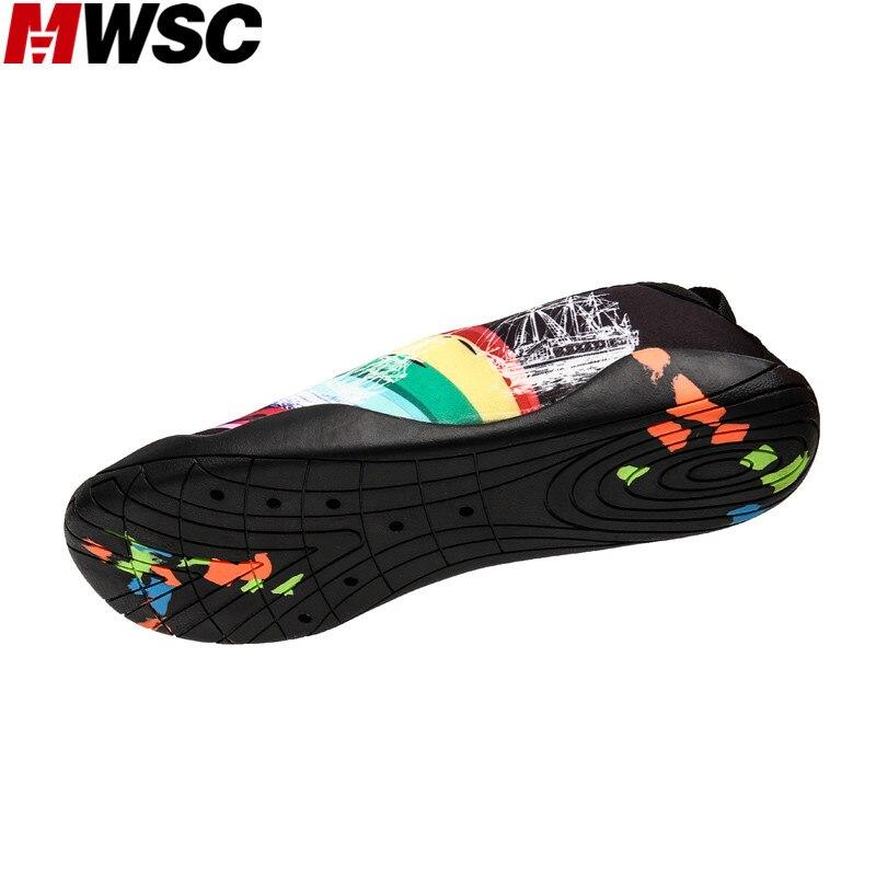 MWSC Summer Fashion Mens Sandals New Breathable Male Beach Water Sandal Shoes Mans Slip On Casual Sandalias Shoes Footwear
