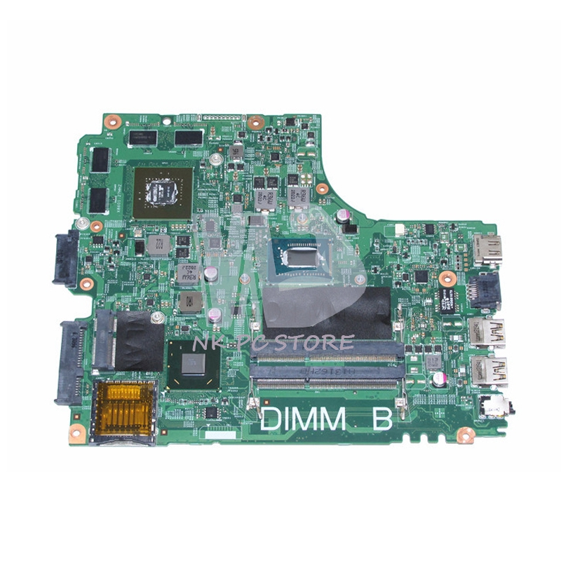 все цены на PN2G1 0PN2G1 CN-0PN2G1 MAIN BOARD For Dell inspiron 3421 5421 Laptop Motherboard 5J8Y4 Pentium 1017U DDR3 GT625M GPU онлайн