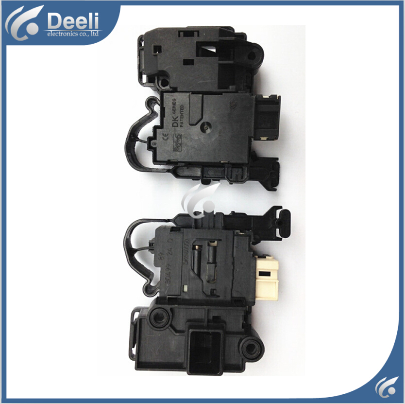 Original for Sanyo Washing Machine Blade Electronic door lock delay switch washing machine electronic door lock e zv 445 door switch washing machine time delay switch 250 16a